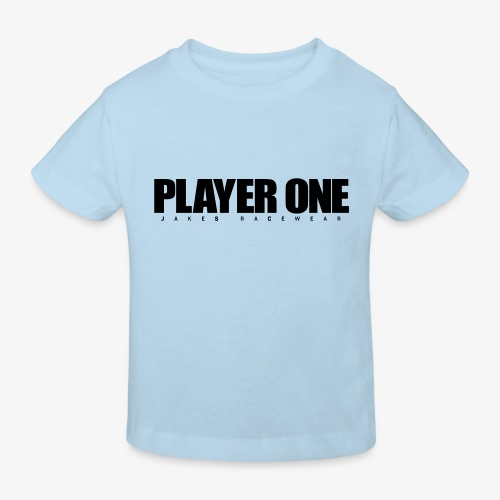 GET READY PLAYER ONE! - Organic børne shirt
