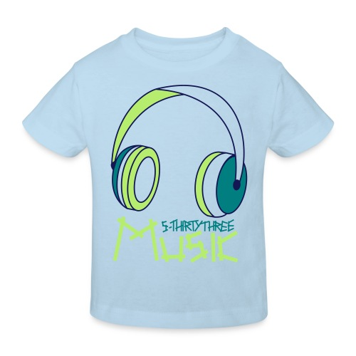S33 Music - Kinder Bio-T-Shirt