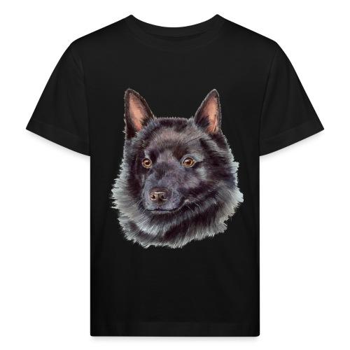 schipperke - M - Organic børne shirt