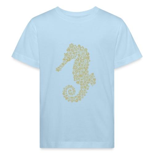 Seepferdchen Spezial - Kinder Bio-T-Shirt
