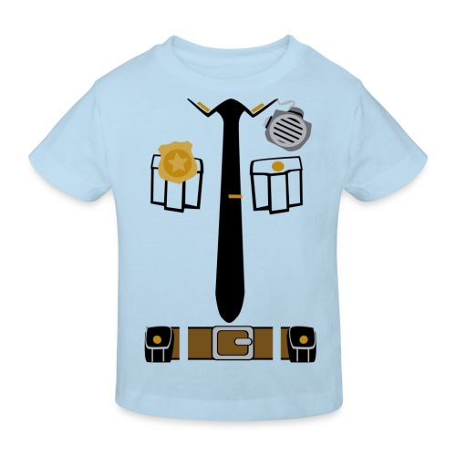 Police Patrol - Kids' Organic T-Shirt