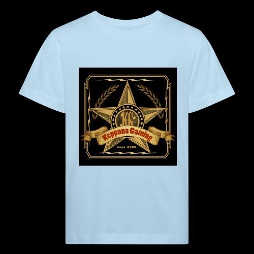 etiketti - Lasten luonnonmukainen t-paita