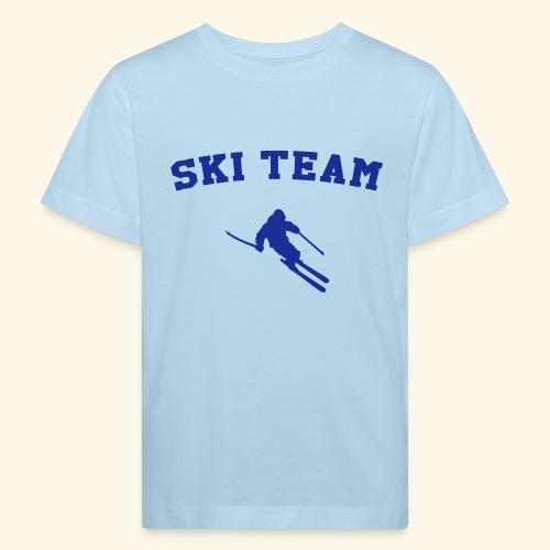 ski team - T-shirt bio Enfant