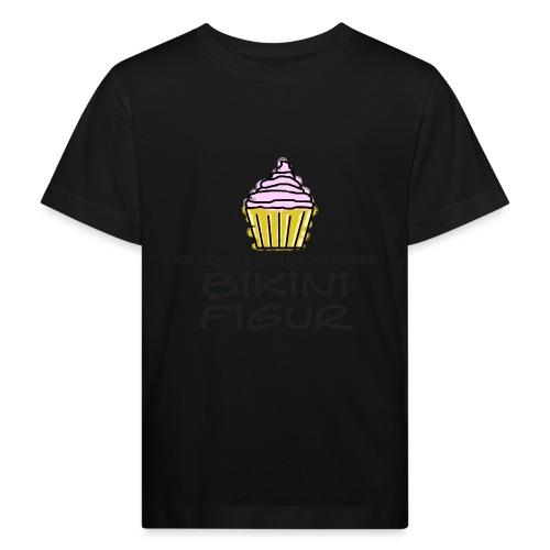 Bikinifigur03 - Kinder Bio-T-Shirt