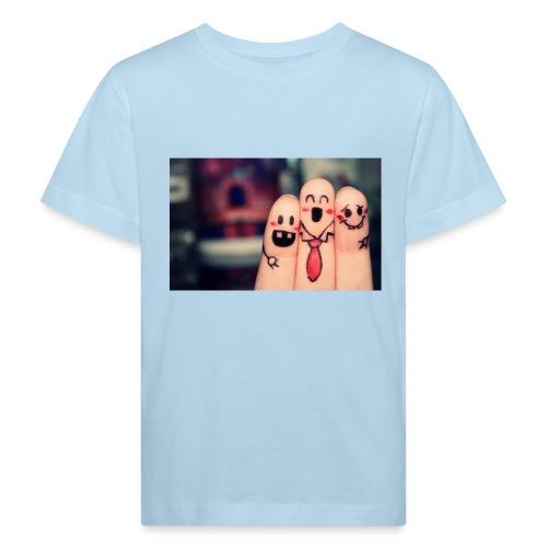słodkie palce - Ekologiczna koszulka dziecięca