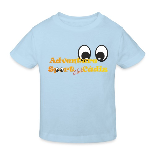 ADVENTURE SPORT CLUB CÁDIZ - Camiseta ecológica niño