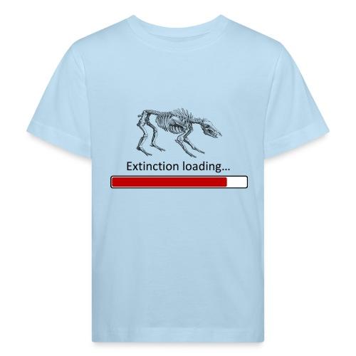 Extinction - T-shirt bio Enfant