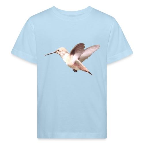 Hummingbird by Lajarin Dream - Camiseta ecológica niño