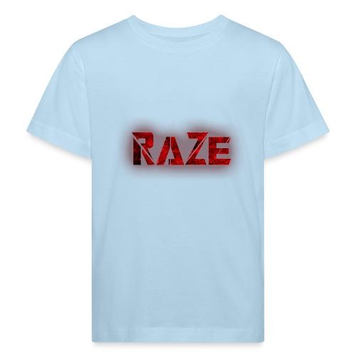 RaZe Logo - Kids' Organic T-Shirt
