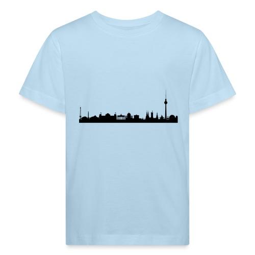 berlin skyline - Kinder Bio-T-Shirt