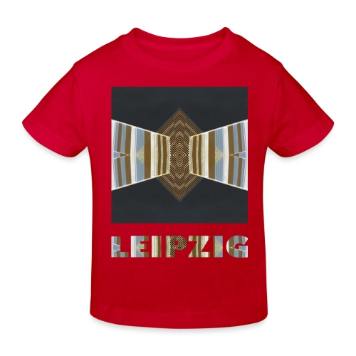 Leipzig #2 - Kinder Bio-T-Shirt