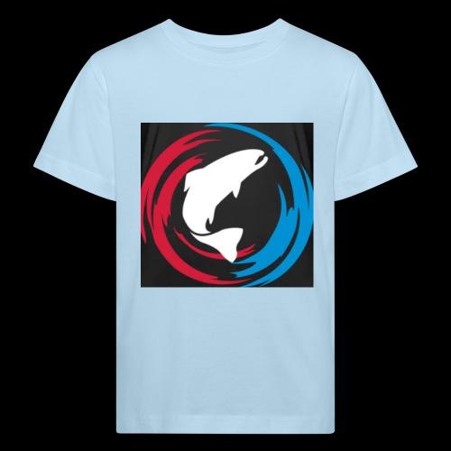 Logo Fisk - Ekologisk T-shirt barn