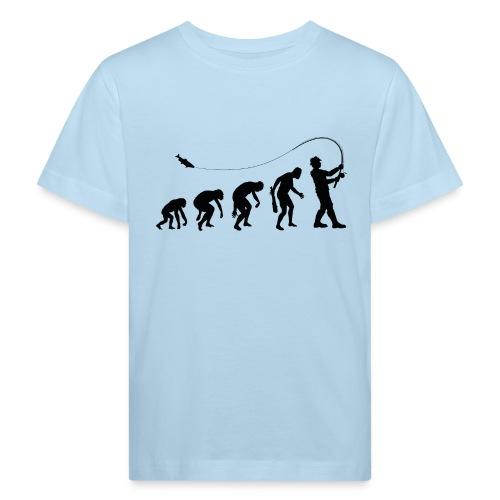 Evolution of fischers - Kinder Bio-T-Shirt