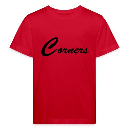 Corners Logo - Organic børne shirt