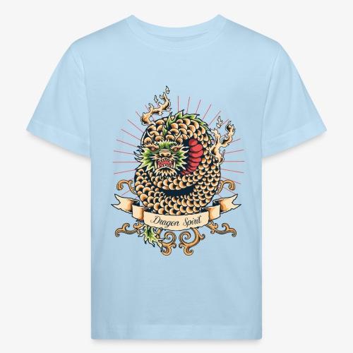 Drachengeist - Kinder Bio-T-Shirt