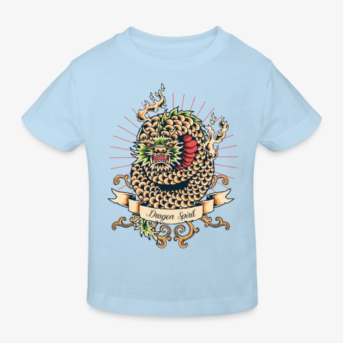 Esprit de dragon - T-shirt bio Enfant
