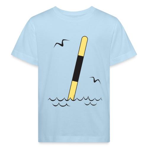FP25 LÄNSIVIITTA Merimerkit funprint24 net - Lasten luonnonmukainen t-paita