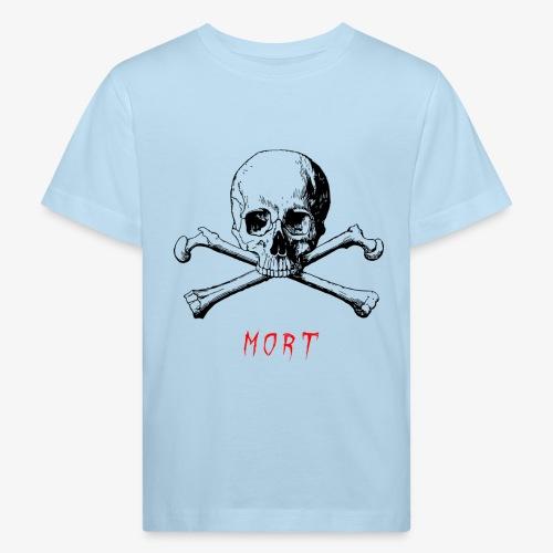 MORT - T-shirt bio Enfant