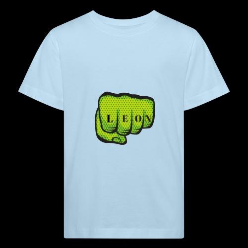 Leon Fist Merchandise - Kids' Organic T-Shirt