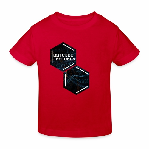 Outcode 0 - Camiseta ecológica niño