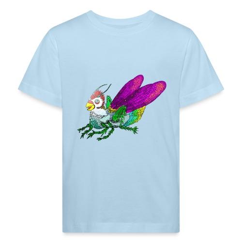 Chicken-Hopper - Kids' Organic T-Shirt