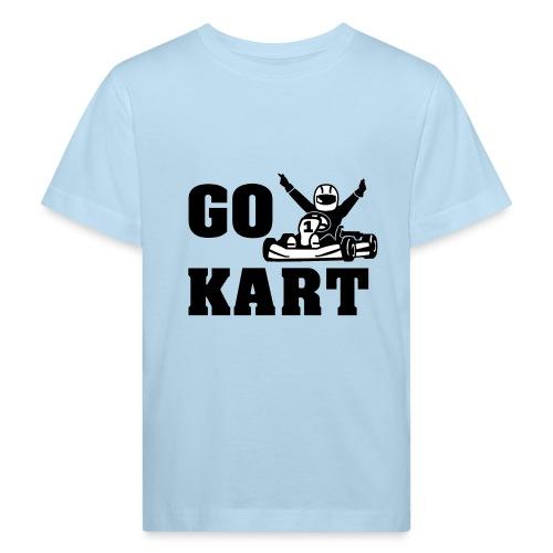 Go kart - T-shirt bio Enfant