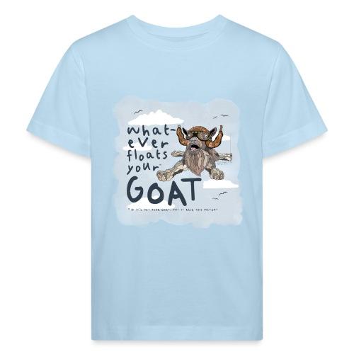#2 - Sky Dive - Kids' Organic T-Shirt