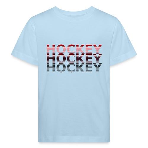 Hockey Logo - Kinder Bio-T-Shirt