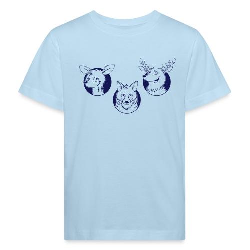 Weidmannsheil - Kinder Bio-T-Shirt