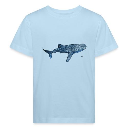 Whale shark - Kids' Organic T-Shirt