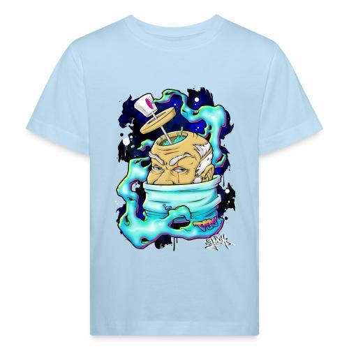 Spray Genius - Graffiti character design - T-shirt bio Enfant
