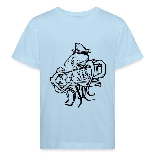 La pieuvre - T-shirt bio Enfant
