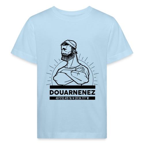 Marin de Douarnenez - T-shirt bio Enfant