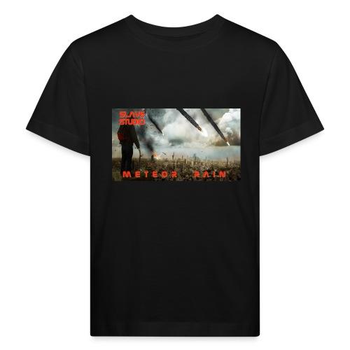 Meteor rain - Maglietta ecologica per bambini