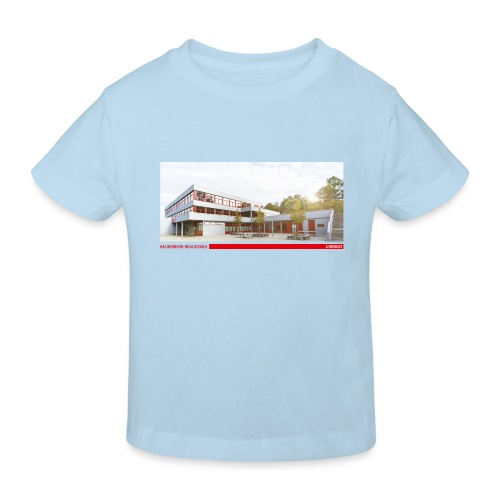 HRSU Wear Building - Kinder Bio-T-Shirt