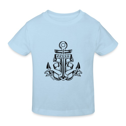 Amour - T-shirt bio Enfant