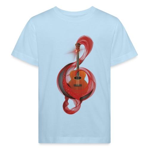 Power of music - Maglietta ecologica per bambini