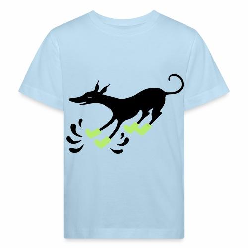 Loiskis Splash - Lasten luonnonmukainen t-paita