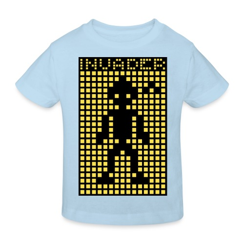 Invader (the greys) - Kids' Organic T-Shirt