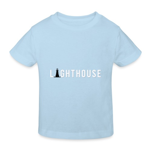 Lighthouse Logo - Kinder Bio-T-Shirt