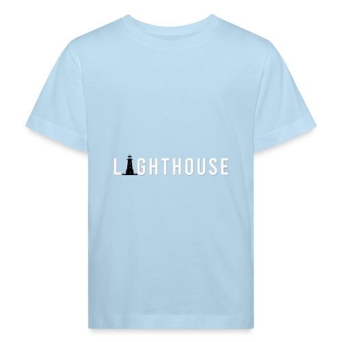 Lighthouse Logo - Kinder Bio-T-Shirt