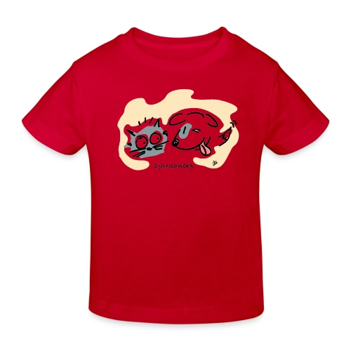 ojatican by olalla - Camiseta ecológica niño
