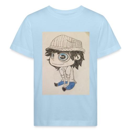 la vida es bella - Camiseta ecológica niño
