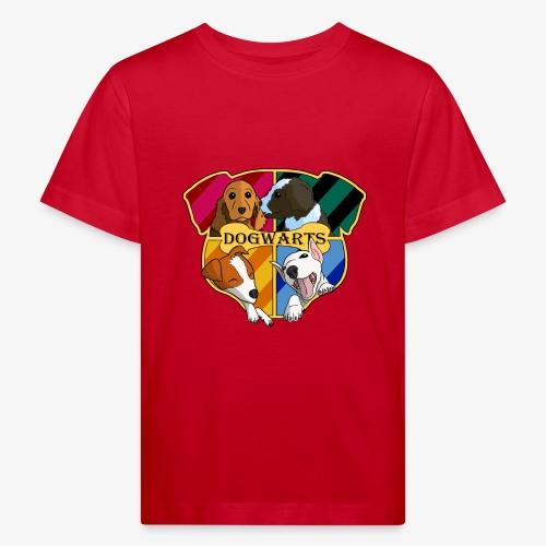 Dogwarts Logo - Kids' Organic T-Shirt