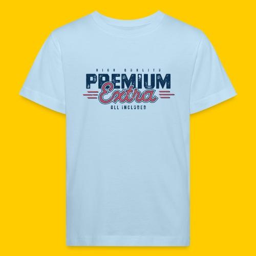 Premium - Ekologisk T-shirt barn