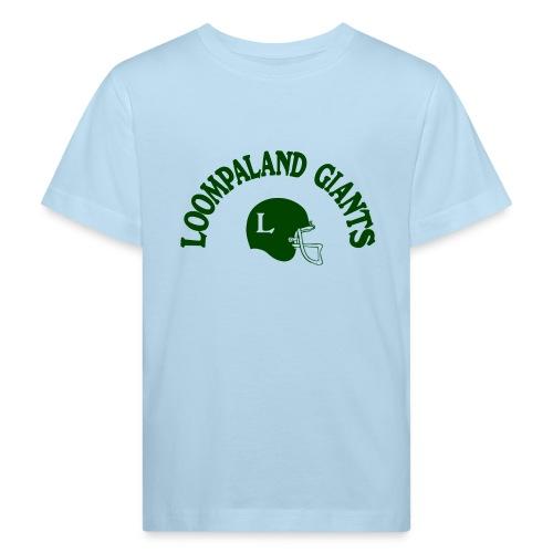 Willy Wonka heeft een team - Kinderen Bio-T-shirt