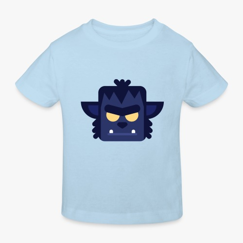Mini Monsters - Lycan - Organic børne shirt