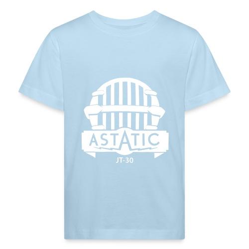 Astatic JT-30 logo - Kids' Organic T-Shirt