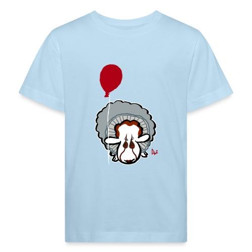 Evil Clown Sheep from IT - Kinder Bio-T-Shirt