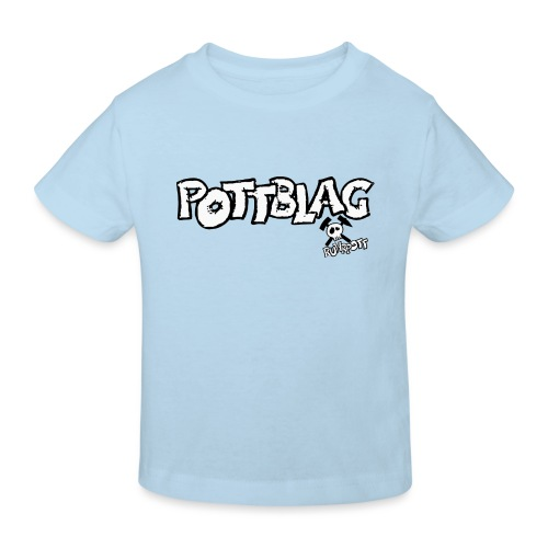 Pottblag - Kinder Bio-T-Shirt